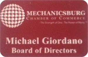 Mechanicsburg PA Chamber of Commerce Board of Directors