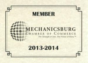 mechanicsburg chamber member